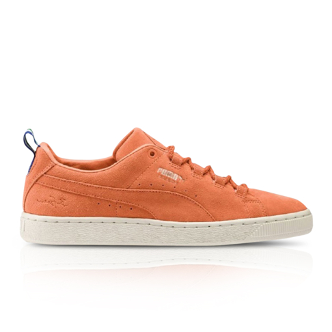 the best attitude 98c55 abcc6 Puma x Big Sean Men's Suede Orange Sneaker