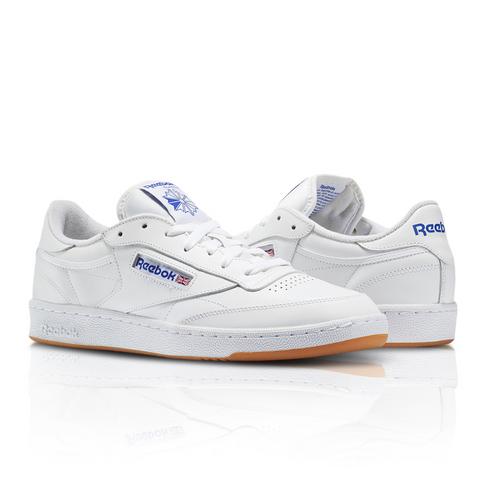 53f120da9413 Reebok Men s Club C 85 White Sneaker