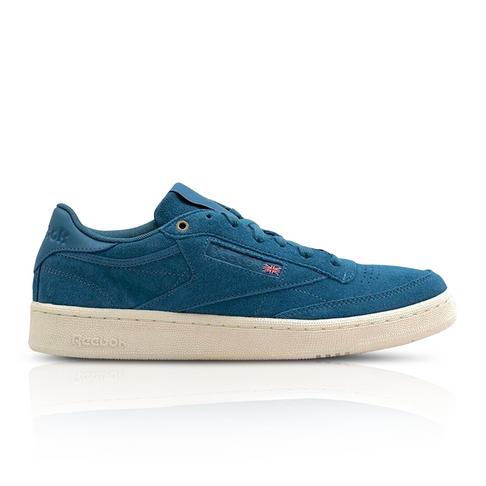 a2eb3ab9b48abf Reebok Men s Club C 85 MCC Blue Sneaker