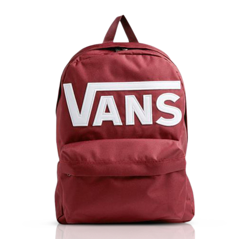 Vans Old Skool II Red Backpack