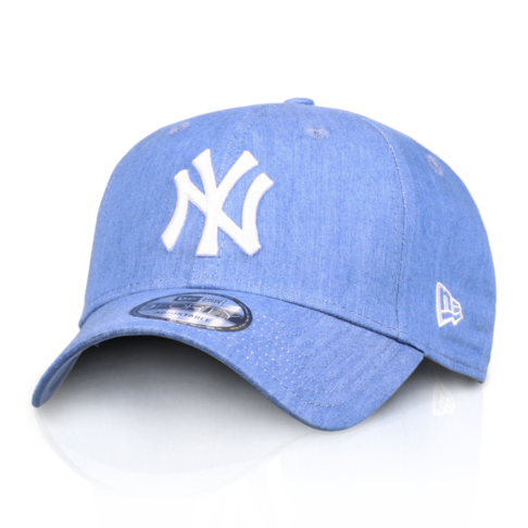 a04d50d08df New Era 940 New York Yankees Demin Cap