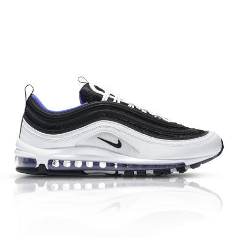 Nike Men s Air Max 97 Black White Sneaker 58ed3097d040