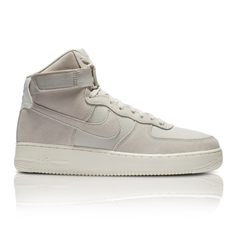 online store 1f008 6ade2 Nike Men s Air Force 1 High  07 Suede Pink Natural Sneaker