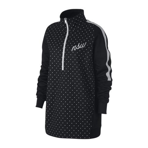 2fe6cb958a21 Nike Sportswear Men s NSW Black White Track Jacket