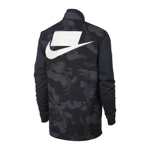 7400d8f14547 Nike Sportswear NSW Men s Camo Charcoal Jacket
