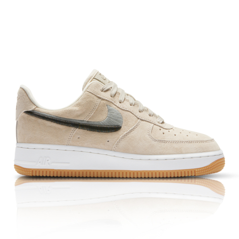 98092e71125305 Nike Women s Air Force 1  07 Lux Pink Sneaker