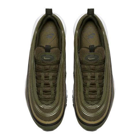 0cf499e181f07e Nike Women s Air Max 97 Olive Green Khaki Sneaker