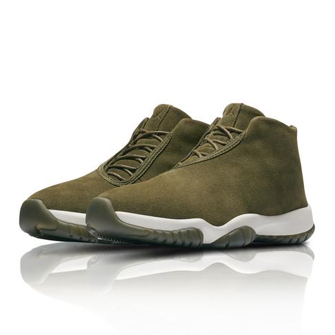 Jordan Women s Air Jordan Future Olive Green Khaki Sneaker b7bdaab32