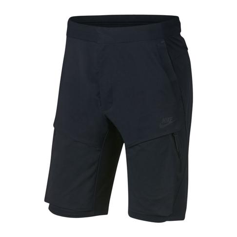 643eaae84688 Nike Sportswear Tech Pack Men s Woven Black Shorts