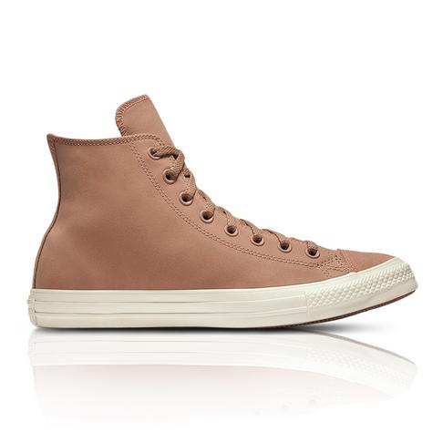 916d7958a67850 Converse Men s Chuck Taylor All Star Hi Pink Sneaker