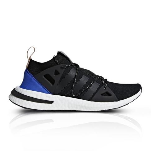 adidas Originals Women s Arkyn Black Blue Sneaker 283428dcc