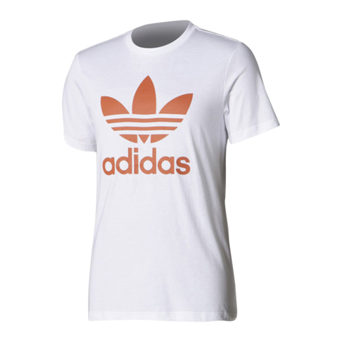 b8c54b0d adidas Originals Men's Trefoil T-Shirt