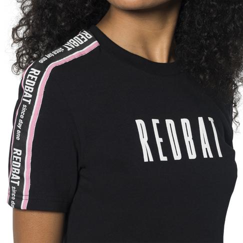 f88c5475 Redbat Women's Tape Detail T-Shirt