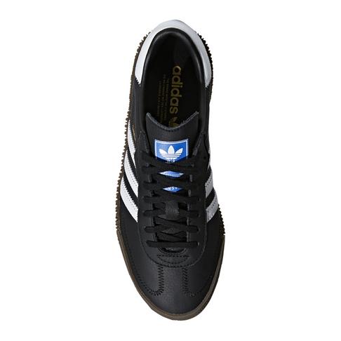 af3a957817eb adidas Originals Women s SambaRose Black White Sneaker
