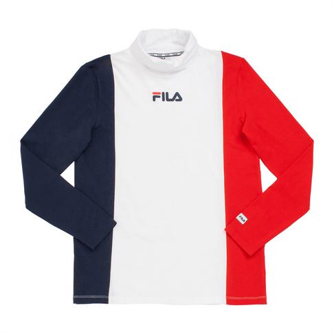 cb97b98ab Fila Men s The Steeve Polo Long Sleeve T-Shirt