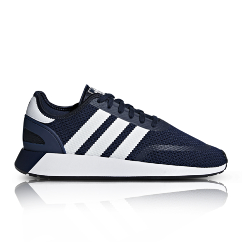 9183d4fb7769b6 adidas Originals Men s N-5923 Navy White Sneaker