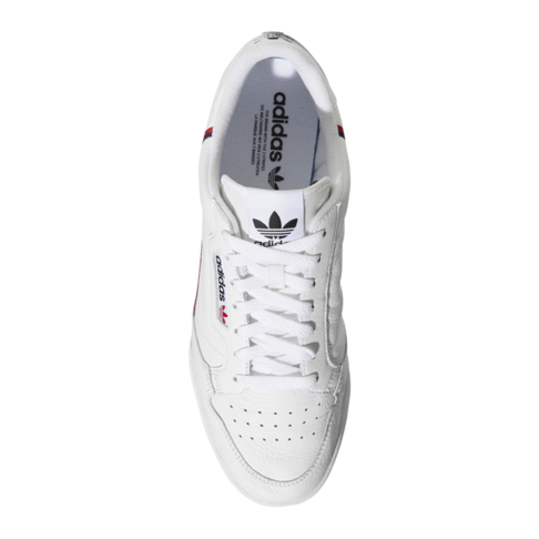 outlet store b30ad 5d7dc adidas Originals Mens Continental 80 Sneaker