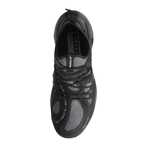 Reebok Men s DMX Series 2000 Low Black Sneaker c207d8b8d