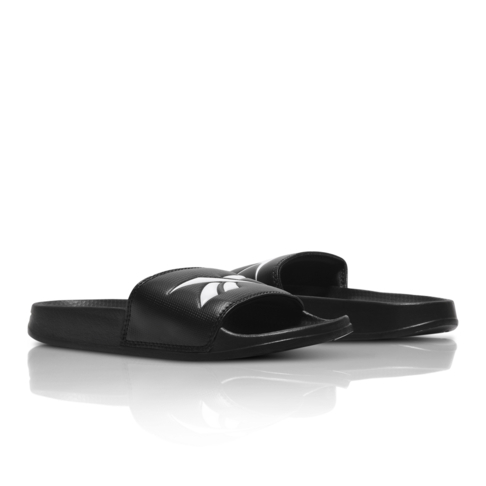 87d8cedc08c456 Reebok Classics Men s Black White Slide