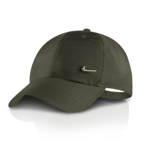 Nike Sportswear Heritage86 Olive Green Cap 4eba0986cb8