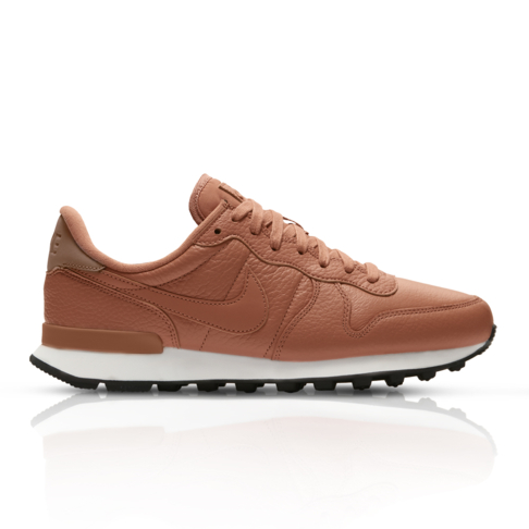 half off where to buy wholesale Nike Women's Internationalist Premium Pink Sneaker