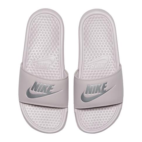 034a809d9a628 Nike Women s Benassi  Just do it  Pink Slide