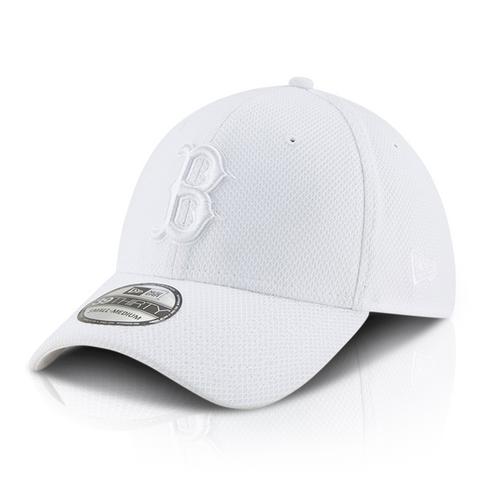 New Era Boston Red Sox Diamond Era 39Thirty White Cap 4cb340c888c