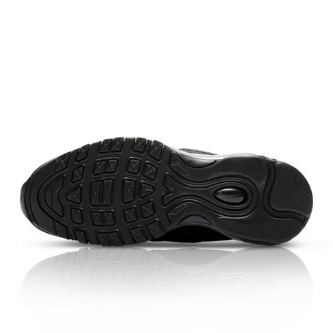 big sale 0417a f980f Nike Junior Air Max 97 OG Mono Black Sneaker