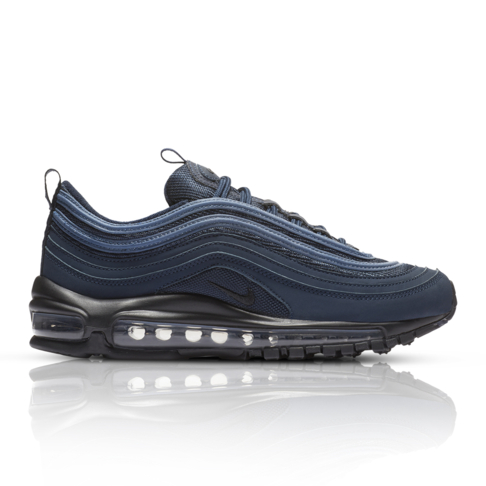 finest selection ba700 e6b56 Nike Junior Air Max 97 Navy Sneaker