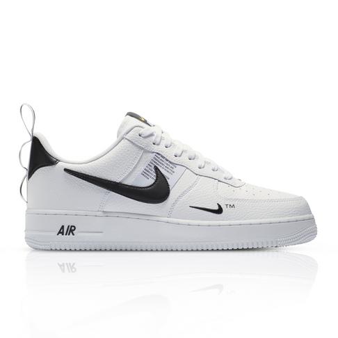 Nike Men s Air Force 1  07 LV8 Utility White Sneaker 9ea38fde1