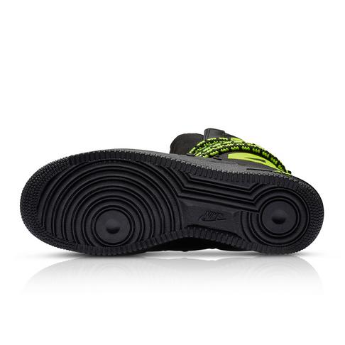 online store 193ef 3d952 Nike Men s SF Air Force 1 High Black Boot