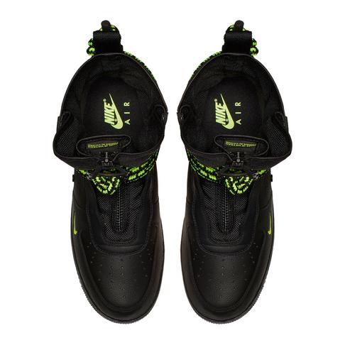469946501487 Nike Men s SF Air Force 1 High Black Boot