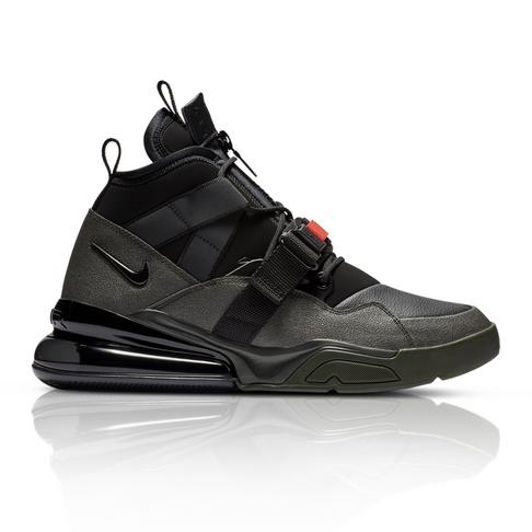 5343cbe6f229e Nike Men s Air Force 270 Utility Green Sneaker