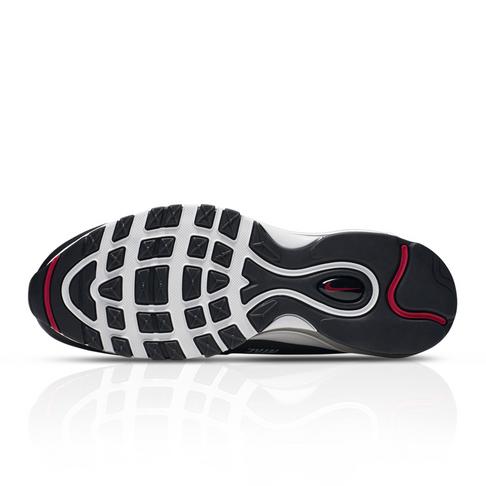 80873807511f Nike Men s Air Max Plus Premium Black Sneaker