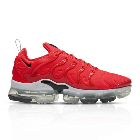check out b2b8a 30679 Nike Men's Air Vapormax Plus Red Sneaker