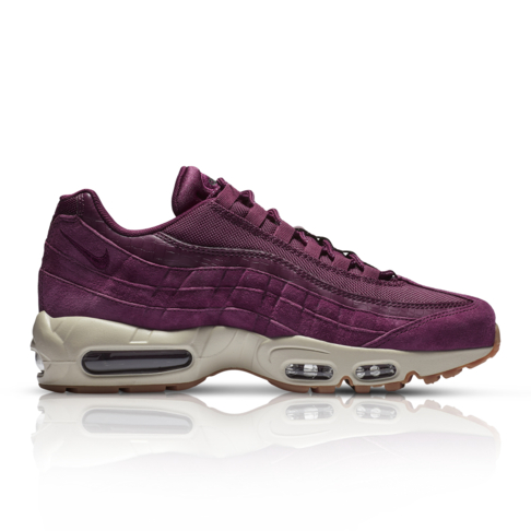 3471aeed87 Nike Men's Air Max 95 SE Purple Sneaker