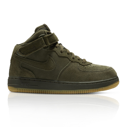 Nike Toddlers Air Force 1 LV8 Mid Fatigue Sneaker 0f7901416