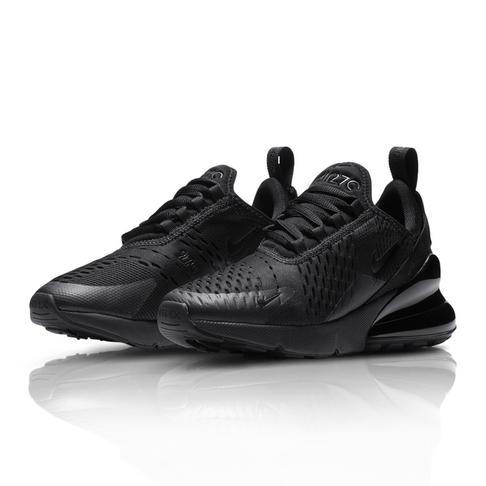 info for 8efcf 21e8f Nike Junior Air Max 270 SE Black Sneaker