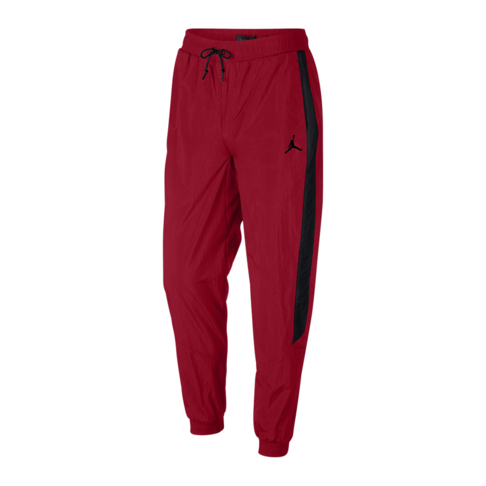 1f24869fbe6d73 Jordan Sportswear Diamond Men s Red Track Pants