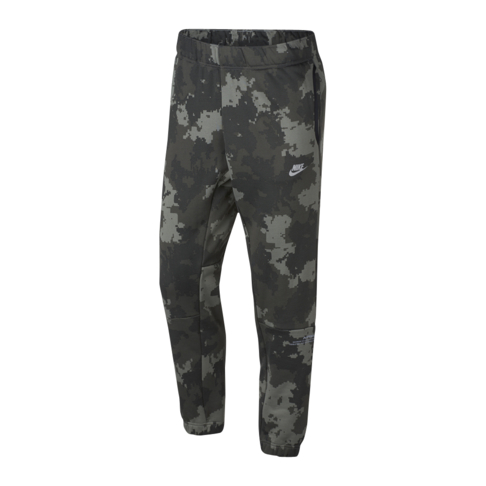 6afbbcb09355 Nike Sportswear Airmax Men s Grey Jogger Pants