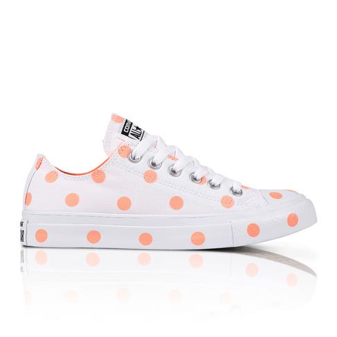 4c9eb1f7c7a41d ... shopping converse womens chuck taylor all star polka dots pink white  sneaker 89d80 eaa4d