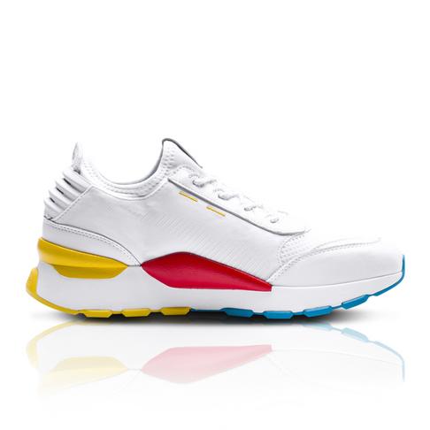 Puma Men s RS-0 Play White Red Sneaker 1b52c72a8