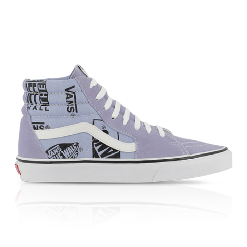 ccd3fe18aad9 Vans Men s SK8-HI Blue Sneaker