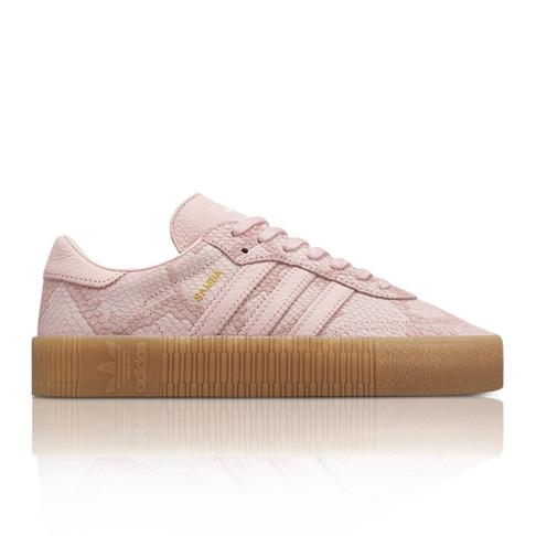 promo code 38418 7b4cb adidas Originals Women s SambaRose Pink Sneaker