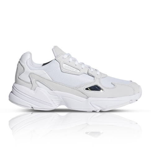 69726406e3f adidas Originals Women s Falcon White Sneaker