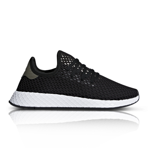 696c5a6ef13 adidas Originals Women s Deerupt Black Sneaker