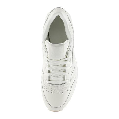 fb3d5d44bda42 Reebok Women s Classic Leather Double Cream Sneaker