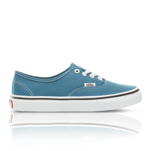 1a686fe9aa Vans Junior Color Theory Authentic Blue Sneaker