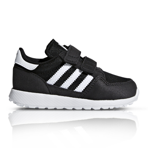 adidas Originals Toddlers Forest Grove Black White Sneaker 12adc36d3