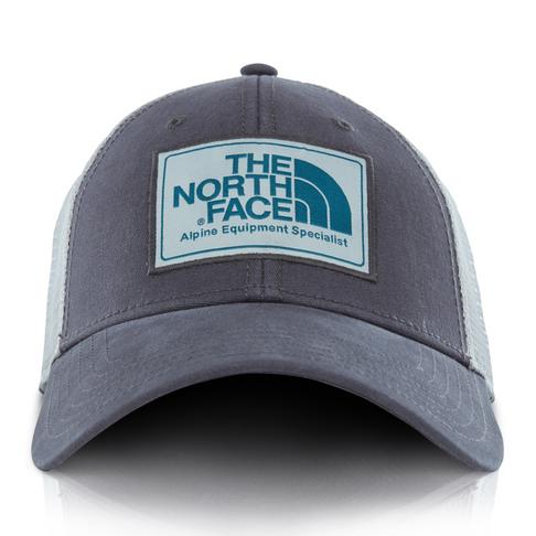 239925025 The North Face Mudder Trucker Grey/Blue Cap